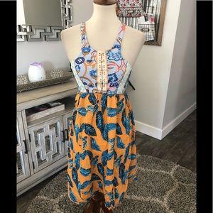 Maaji dress size large NWT